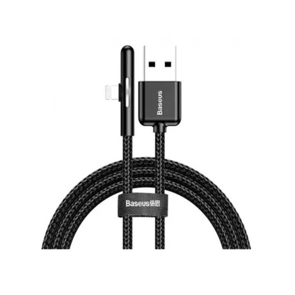 Baseus Iridescent Lamp Mobile Game USB Cable For iPhone